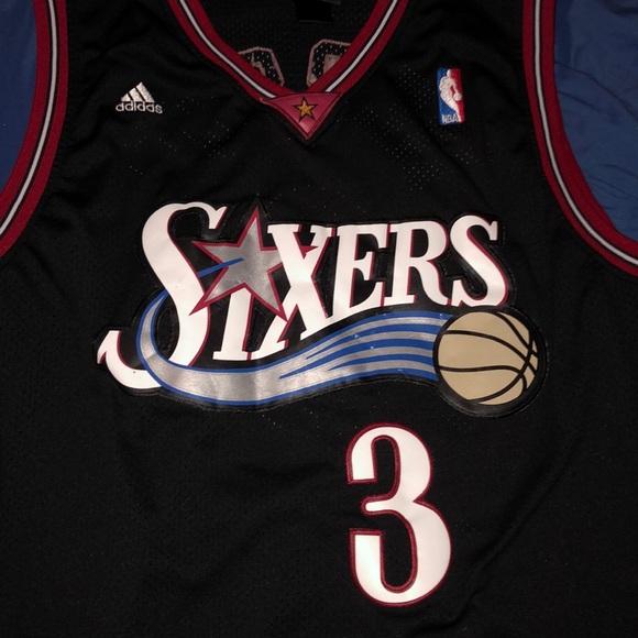 Allen Iverson Adidas jersey